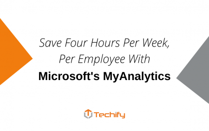 How to Boost Productivity With Microsoft MyAnalytics
