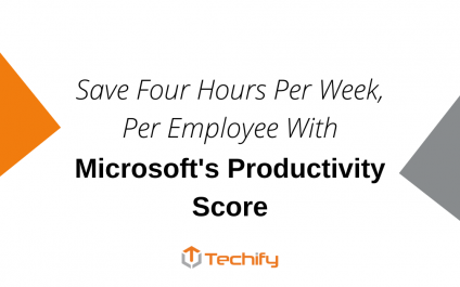 How to Save Time With Microsoft's Productivity Score