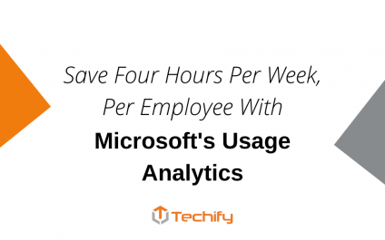 Work Smarter, Not Harder Using Microsoft's Usage Analytics