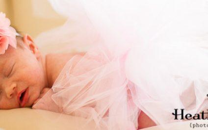 Newborn Photography- Baby Chloe