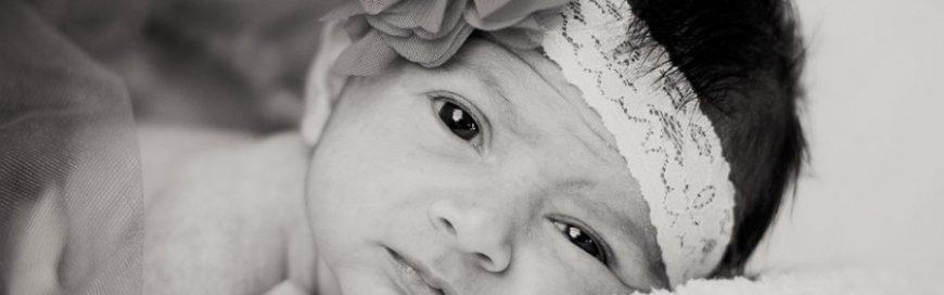 Miss Sofia's Newborn Photo Shoot