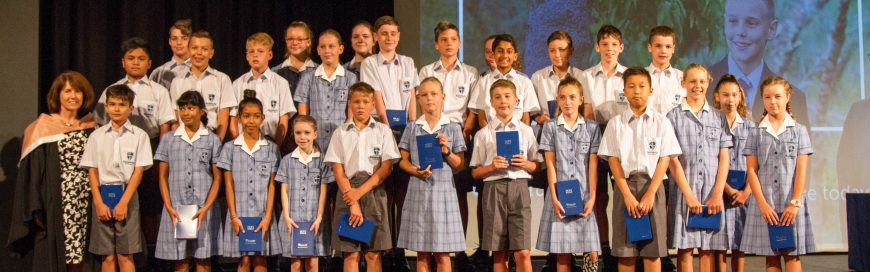 Year 7 Commencement 2019