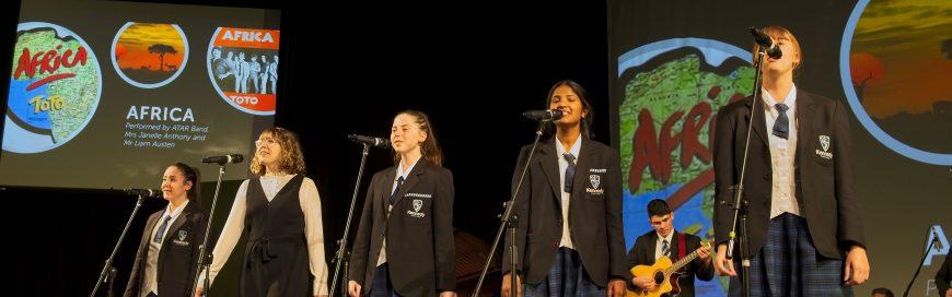 Music is Flourishing at Kennedy Baptist College