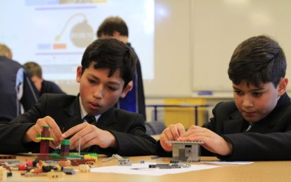 2020 Lego Challenge in the Research and Study Centre