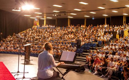 Term 1 College Assembly