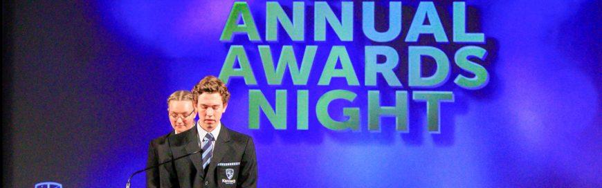 Year 10 – 12 Awards Night2020
