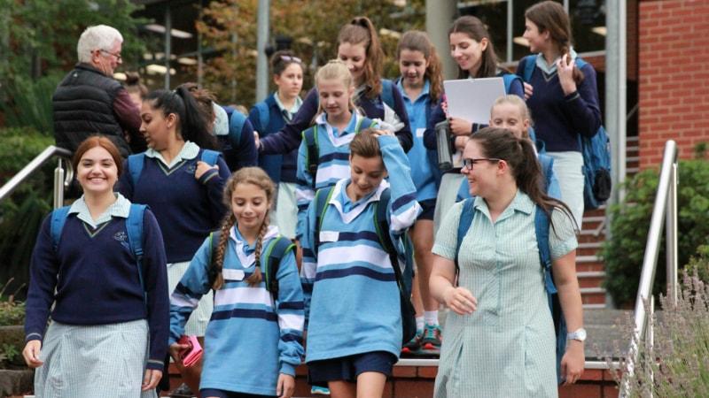 Uniform | Mater Christi College - Belgrave