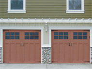 The Builder Collection Garage Doors Woodinville