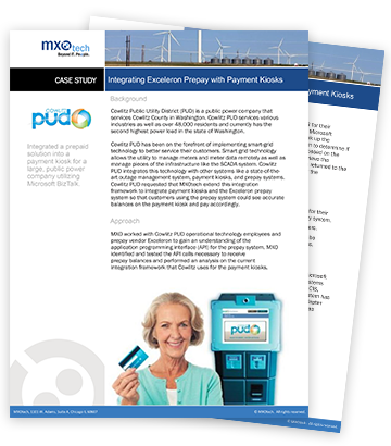 case study of a prepaid solution into a payment kiosk chicago