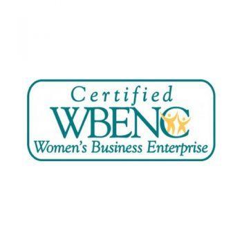 Certified WBENC - Women's Business Enterprise