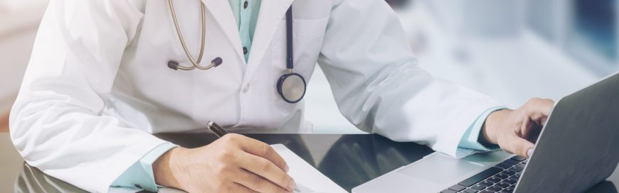 The high cost of manual data entry in healthcare – and how to reduce risk