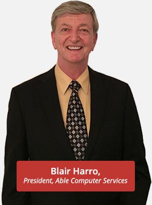 Blair Harro Essington