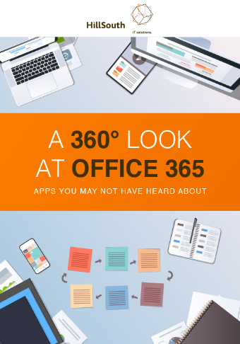 LD-HillSouth-A-360-Look-at-Office365-eBook-Cover
