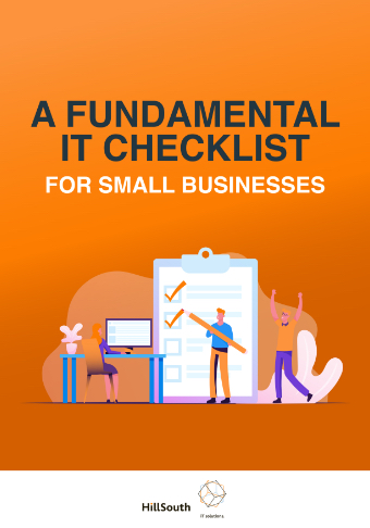 LD-HillSouth-A-Fundamental-IT-Checklist-for-SMB-Cover