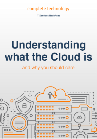 LD-CompleteTech-Understanding-what-the-Cloud-is-Cover