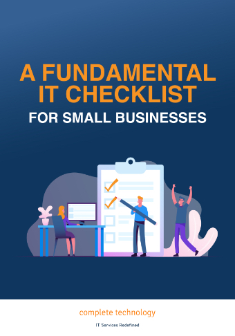 LD-CompleteTechnology-A-Fundamental-IT-Checklist-for-SMB-Cover