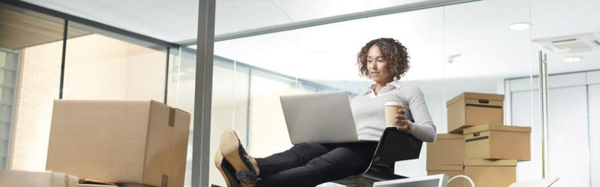 Tips for efficiently moving to a new office