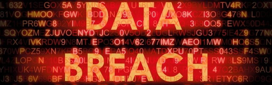 What do customers need to do after their service provider suffers a massive data breach?