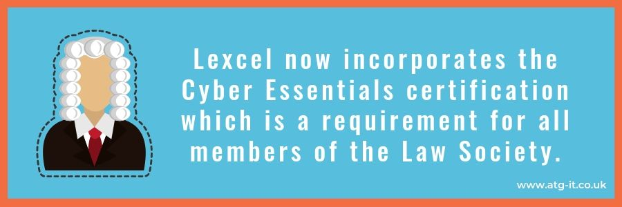 Lexcel and Cyber Essentials - How to obtain your certification - quote (900x300)