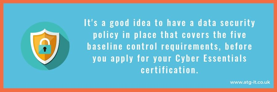 What policies do I need for Cyber Essentials - quote (900x300)