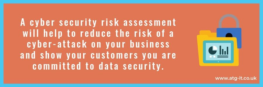Why is a cyber security risk assessment so important for SMEs - quote (900x300)