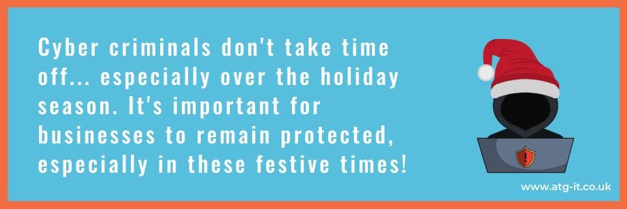 Hackers Don't Take Holidays: How to Prevent Cyber Security Incidents During Holiday Season - quote (900x300)