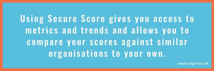 Is your Office 365 secure? Use Microsoft Secure Score to find out - quote (900x300)