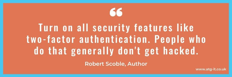 Two-factor authentication: What is 2FA and why is it important - quote image (900x300)