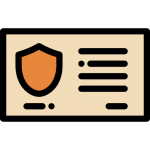 Security badge for cyber essentials accreditations