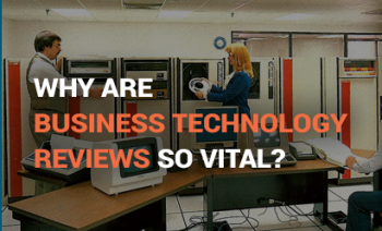 Why a technology business review is vital