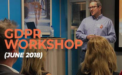 GDPR Workshop (21st June 2018)