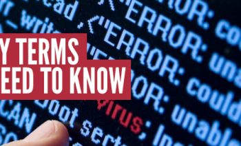 IT Security Terms You May Need to Know