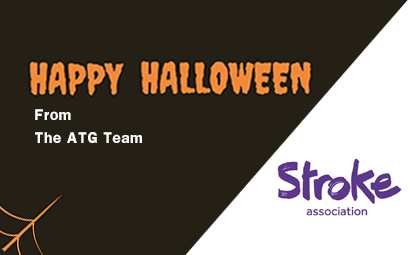 Halloween with the Stroke Association