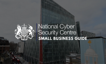 NCSC: Small business guide to cyber security