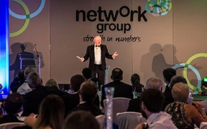 Another Double Nomination For Network Group Awards !