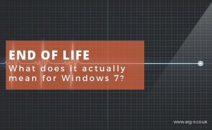 End Of Life: What does it actually mean for Windows 7?