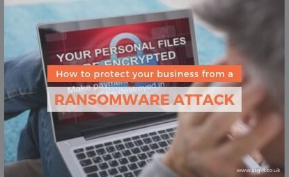 How to protect your business from a ransomware attack