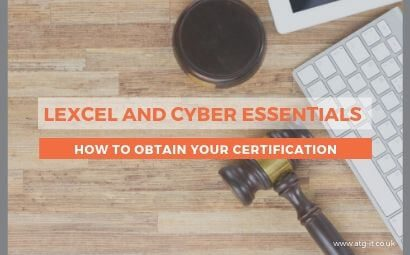 Lexcel and Cyber Essentials: How to obtain your certification