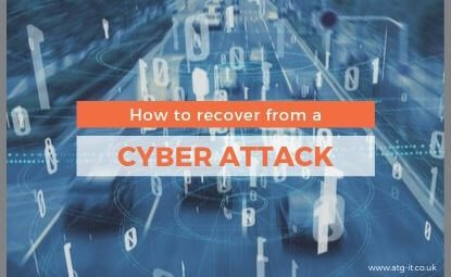 How to recover from a cyber attack