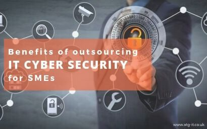 Benefits of outsourcing IT cyber security for SMEs
