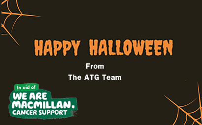 Happy Halloween from ATG
