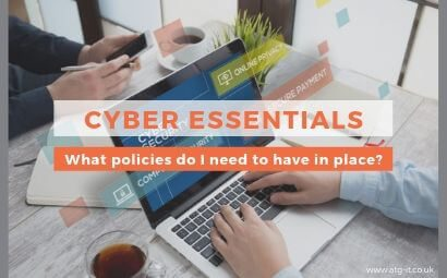 Cyber Essentials: What policies do I need to have in place?