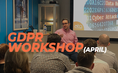 GDPR Workshop (19th April 2018)