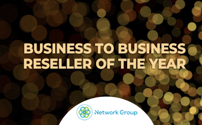 ATG-IT win B2B Reseller of the year | Network Group Awards