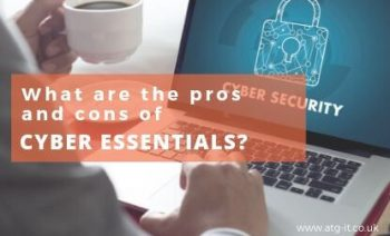 What are the pros and cons of Cyber Essentials?