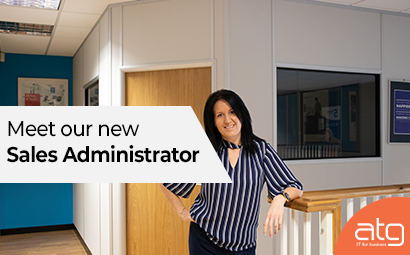 Meet our new 'Sales Administrator', Kelly Langford