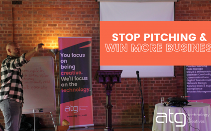 Stop Pitching & WIN MORE BUSINESS Event