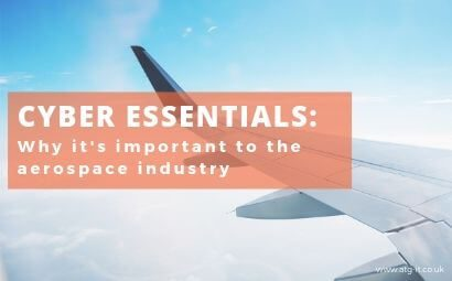 Why Cyber Essentials is important to the aerospace industry