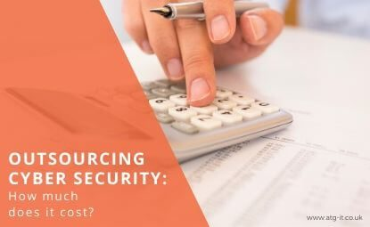 Outsourcing cyber security: How much does it cost?