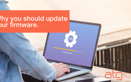 Why you should update your firmware